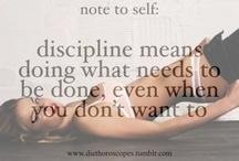 Motivation.  / by Vanessa Warren