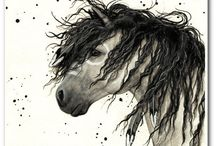 My Horse'