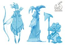 I need a folder to store cool character design