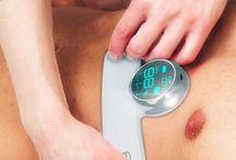 Futuristic portable medical equipment