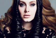 Adele! / by Raiba S
