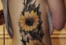 Tattoo ideas / Tattoos big and small