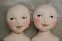 caras muñecas