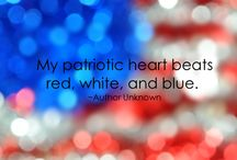 America the beautiful  / by Taylor Testen