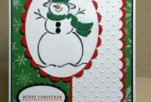Snow man Christmas