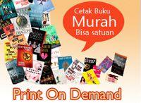 Print On Demand / Tempat mencetak Murah ya www.printondemand.co.id