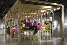 visual merchandansing /Retail space/ retail window / by Raquel Loya