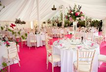 Flowers and Floral / Flowers can make a marquee really special. Take a look at just a few of the florals on display in these Best Intent Marquees.