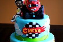 Ale cake