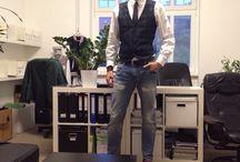 Mr Varsity Selfies / Creative director & style guru for VarsityProject.eu