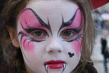 maquiagem fantasia
