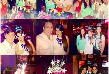 #MyBDay #24 #Anniversary #Celebration #Cool #Fun #Friends  / Vigésimo Cuarto Aniversario!
