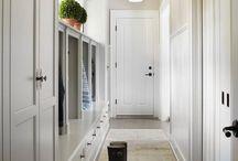 Hallways & Entrances