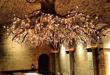 GIANT CHANDELIER INSPIRATION (for Angel Project)