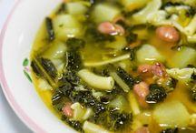 zuppe minestre