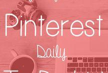 Pinterest marketing / by Makana Design Network