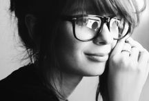 """glasses obsessed / i love glasses. obsessively. """"unfortunately"""" i have good vision. / by The Eclectic Press"""