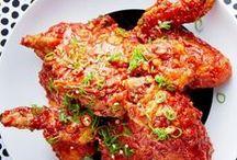 Cuisine coréen