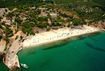 Famous Beaches in Greece