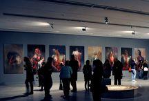 HUMAN LIGHT exhibition / CENTER OF CONTEMPORARY ART ZNAKI CZASU Toruń 2011