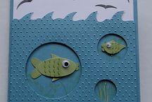 A fiskekort / Fishcards
