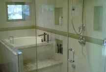 現代的なバスルーム