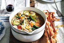 Soups / by Liz Cor