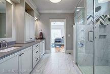 Dreamworthy Bathrooms / by JuneDeLugasInteriors