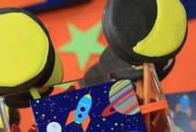 Space Astronaut Planet Birthday Party / by Banner Events
