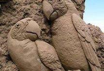 sand art / by Debbie Cruse