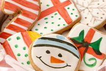 Christmas Cookies and candy