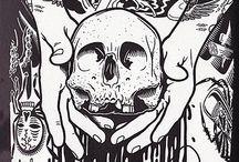 Skulls / by Alan Key