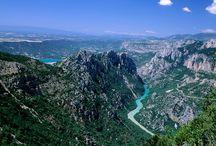 Var, Provence-Alpes-Côte d'Azur, France / The Var department in the Provence-Alpes-Côte d'Azur region of France.
