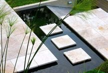 Formal Water Features / Interesting formal uses of water