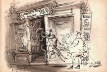 Art of Ronald Searle