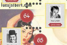 Infographies / Infographies sur les célébrités mortes