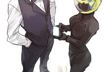 Shizuo x Celty --DRRR--