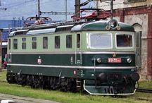 ♡ Šestikolák E669 / Nejhezčí nákladní elektrická lokomotiva ČSD