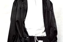 Adrien Perreau by  Bettina Rheims / Adrien Perreau by Bettina Rheims for L'Uomo Vogue June 1994