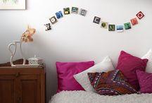 Letras para decorar tu hogar / Decora tu casa con letras fotograficas