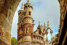 сказочные и загадочные замки