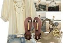 Shoes, clothes, accessories