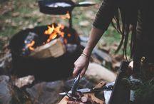 Åpen ild