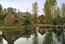 Beautiful Homes & Outdoor Spaces / by Maureen Lazar