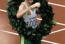 Leyendas / Grandes iconos del atletismo mundial