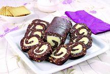 ruladă de biscuiți