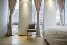 Curtains  / by Simone Bosbach