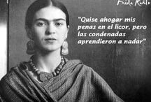 Frases de Frida Kalho