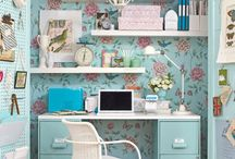 Craft room / Inspiration for craft room