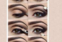 makeup inspiration :)